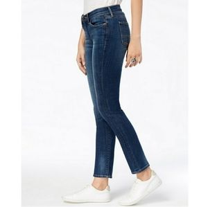 Lucky Brand Sweet Straight Jeans, Size 00